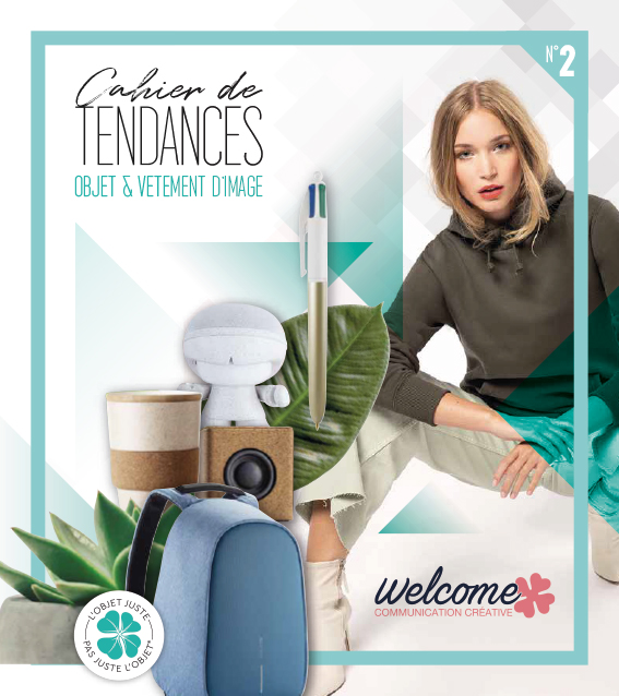Cahier de tendances WELCOME-COMMUNICATION