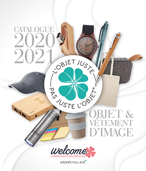 Catalogue Welcome Communication 2020